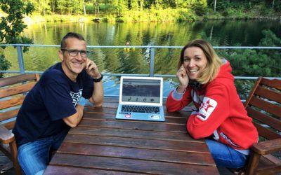S novým webem i nový tým na Leštince