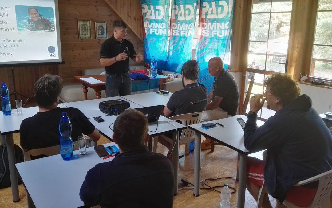 IDC 2018 aneb Instruktorský kurz opět na Leštince
